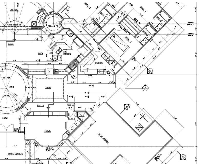 Paragon design and drafting 714 794 7957 for Residential blueprints